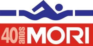 New Logo Mori Escola de Natacao