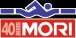 Mori Escola de Natação Logotipo