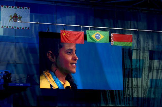 Depois da Rio 2016, Brasil volta no pódio mundial da natação