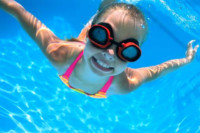 Porque a segurança deve ser um item essencial nas aulas de natação infantil