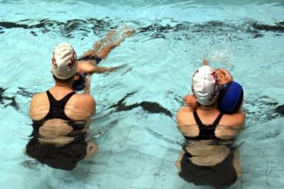 Como a natação infantil ajuda a melhorar doenças respiratórias