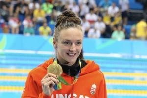Nadadora húngara Katinka Hosszu