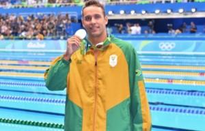 Nadador Chad Le Clos