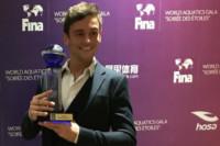 Premio FINA - Melhores Atletas Mundiais de Esportes Aquaticos em 2017